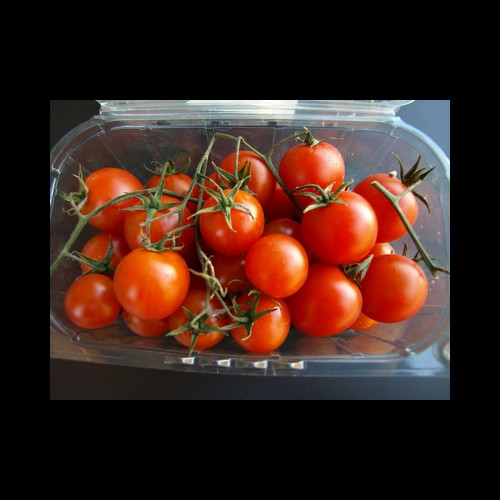Tomates Cherry Grappes barquette Pays/ Italie