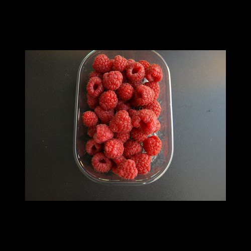 Framboises Barquette 250 gr Pays/Portugal
